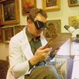 Эксперт по иконам и картинам - Антикварный салон Империя